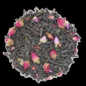 madame zwarte rozen thee
